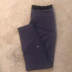 Lululemon leggings- size 6